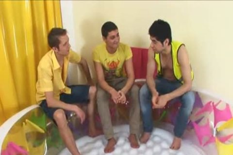 video of a gay couple doing their thing