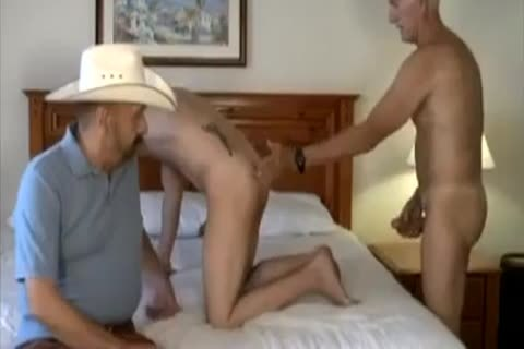 older Cowboy And ally fuck young twink