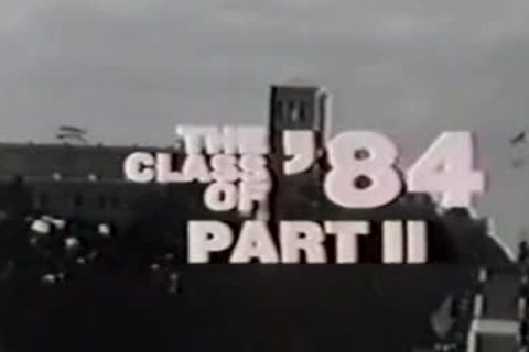 BB Class Of 84, P2 (1981)-Full movie