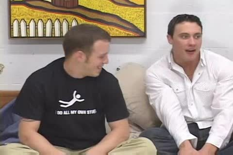 cock Barry and jason adonis