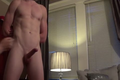 Alex (Fit 23-year daddy jock) Returns For A Session.   Here In Part 1 that fellow's Teased And Milked Like A Cumcow For His First Load.   Stay Tuned For Part two In Which that fellow Cums 4 more Times.   *** Remember To much loved If u Like The cl