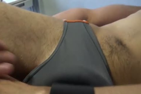 Soft Tender Edging And Denial Play In horny Speedos. Touching, Stroking, Humping, fascinating.