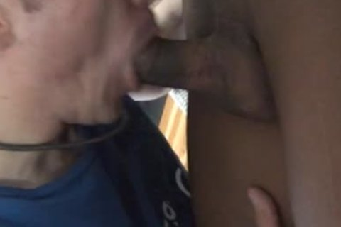German 10-Pounder Sucker Nick acquire A smack Of Arab Hung And Bi Curious Ali´s love juice