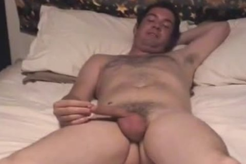 wanking chap acquires Sucked