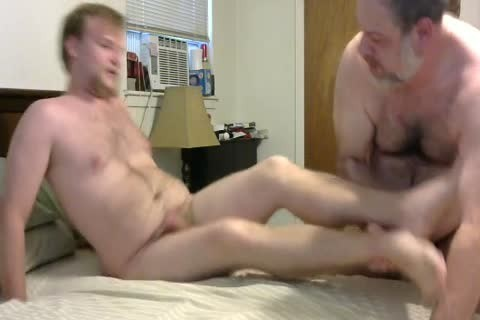 In A Last Minute Invite, WngXStpXCub Comes Over And We Enjoying sucking Each Other, ass banging His butthole, kissing Etc.  In This video Is The First Time The Cub Has Taken A penis Up His butthole And that chap Handles It Like A Pornstar.  After I s