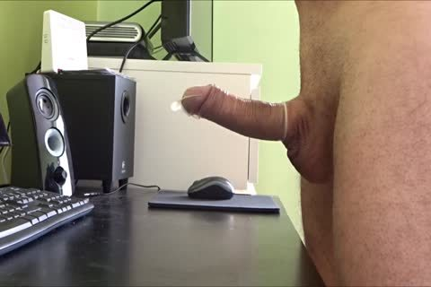 wanking Into A condom Two Times For An Xtube Fan Then Sent It To Him By Post.
