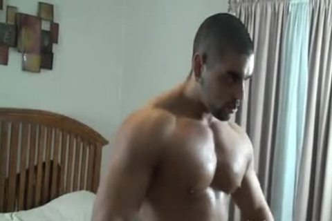 powerful Muscle Hunk fastened And Tickled - Angelo Antonio