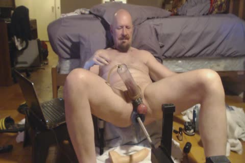 Longer video. Pumping My wang And Going From James Deen To Jeff Stryker Then The Cyborg 8.0.