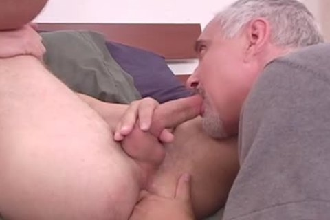 vibrators And A handjob For This young homosexual
