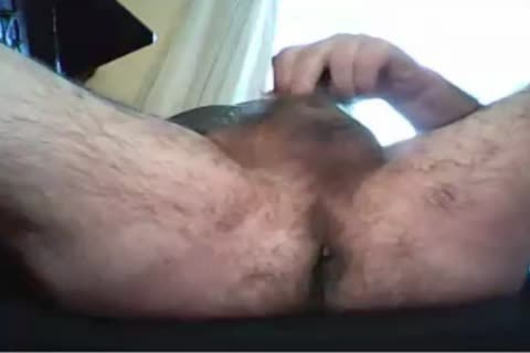 grand-dad Play With dildo And sperm