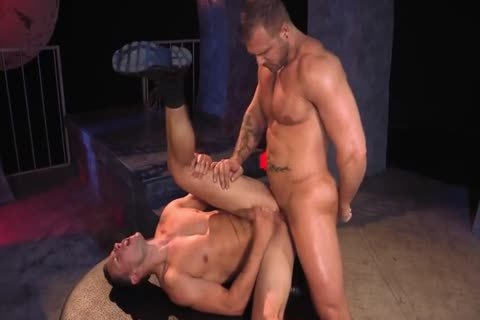 Austin Wolf  Uses Brenner's face hole & butthole