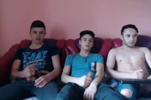 (No2) Romanian str8 men Go gay On cam
