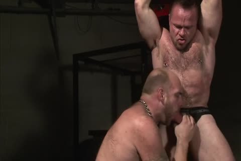 bare Muscle - Scene three