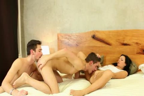 bisexual guys blow Loads