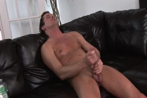 slutty chap loves To Jerk His ramrod On Camera For Your joy
