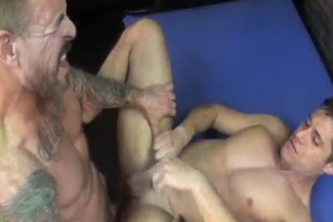 Rocco Steele And Dylan Saunders