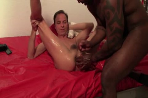 beautiful gay Fetish With spooge flow