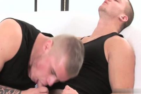 Muscle gay spanking With semen flow
