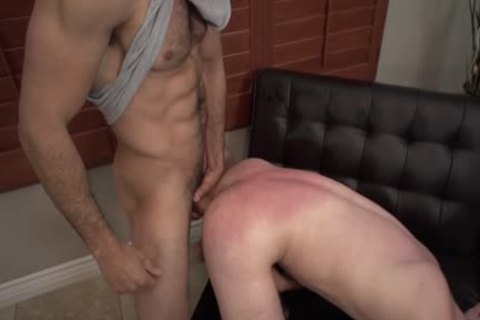 attractive homosexual butthole sex With cumshot