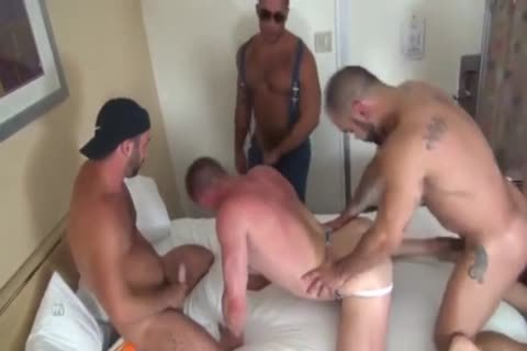 gangbang The boy
