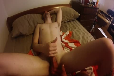 butthole Plugs, Face fucking And Cbt With Tattooed twink lad dildo