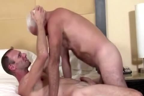 Large penis Daddy In Action