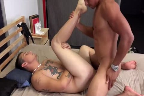 Broke Straight boys Devon Felix pokes Jaxon Ryder raw (unprotected)