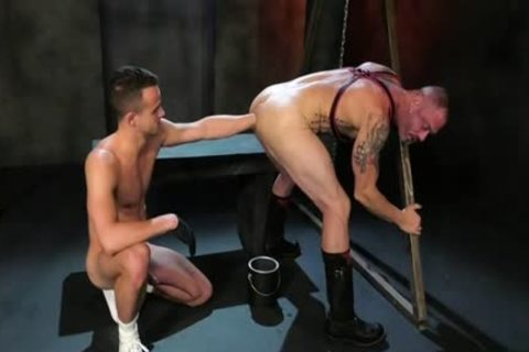Tattoo homosexual Fetish With ejaculation