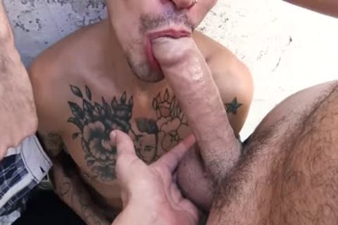 dirty Straight guy Sucks And bonks Around The town In Public For specie