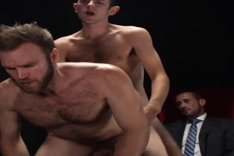 MormonBoyz - Two Missionaries hammer As torment For Priest Daddy