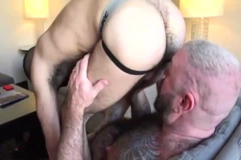 Daddy bang A Hungry lad raw