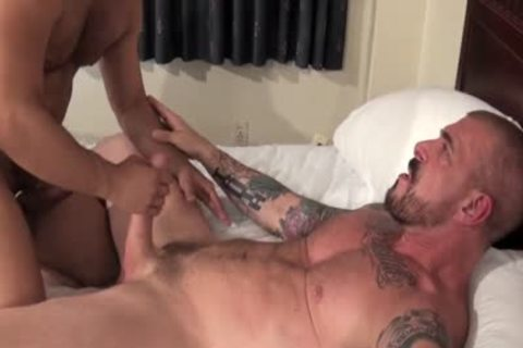 Rocco Steele Has A raw anal banging