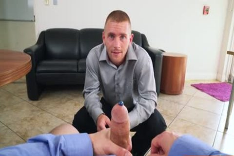 Muscle homosexual oral stimulation-stimulation With Facial