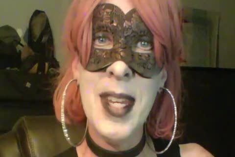 fine Dancing Goth Cd web camera Show Part two Of two