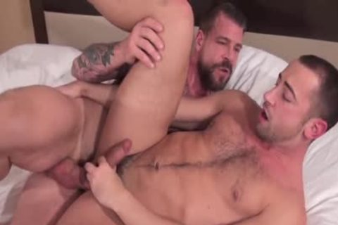 Rocco Steele poke Donnie Dean (unprotected)