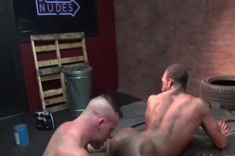 Cumming Inside Parker Paynes butthole With Sean Duran