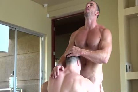 Amazingly str8 FIT penises Have lovely Muscle Sex & poke HARD!