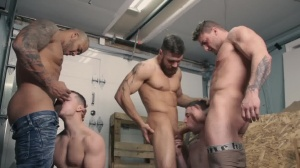 dudes At Work Sex
