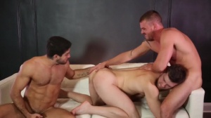 Stealth Fuckers 3 - Diego Sans & Darin Silvers Rimjob Hook up