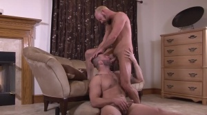 Family Secrets - Colby Jansen & Mike Tanner anal nail