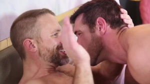 Irresponsible - Dirk Caber & Alex Mecum butt Hook up