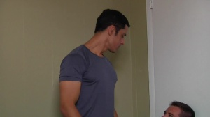 My neighbor's Son - Rafael Alencar with Dylan Knight anal Nail