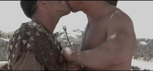 homosexual Of Thrones - Connor Maguire & Paddy O'Brian booty stab