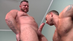 Cheating spouse - John Magnum with Charlie Harding butthole plow