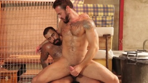 Last Goodbye - Jessy Ares with Ricky Ares a bit of ass