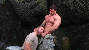 journey Of Duty - Zeb Atlas and Colby Jansen butthole sex