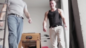 Porn Date - Adam Wirthmore & Paddy O'Brian butthole Nail