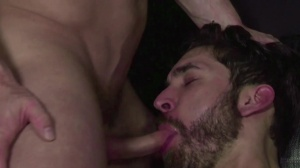 Captive - Dale Cooper with Joey Carter butthole pound