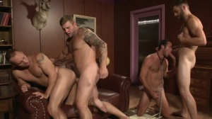Trying Out The Goods - Tommy Defendi & John Magnum butthole Love