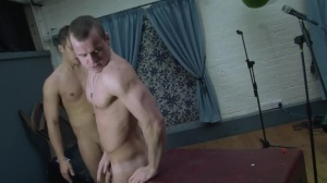 fucking The gang - Paul Walker and Diesel O Green anal Nail